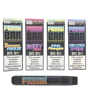 frunk bar disposable device