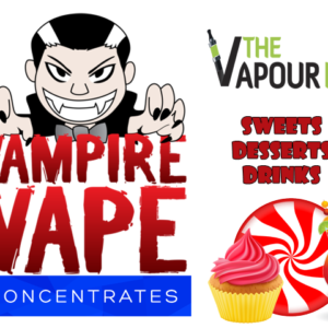 sweet dessert drink concentrates vampire vape