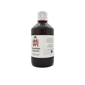Vampire Vape VG (Vegetable Glycerine) liquid 500ml