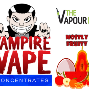 fruity concentrates vampire vape