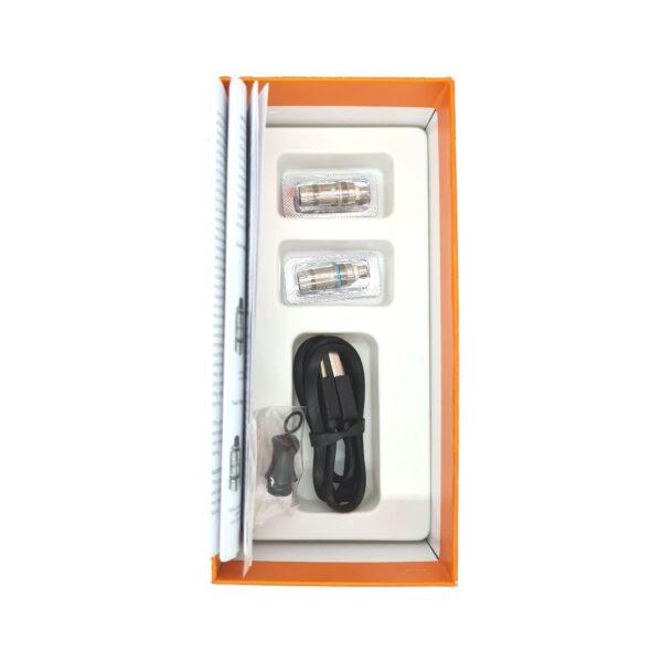 Aspire Zelo 3 Kit In The Box