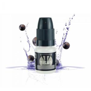 Berry Blue - Tecc Titus ADV 10ml E liquid