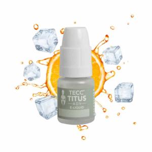 Orange Ice - TECC Titus ADV 10ml E liquid