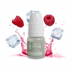 Raspberry Ice - TECC Titus ADV 10ml E liquid