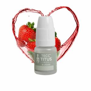 Strawberry Sensation - TECC Titus ADV 10ml E liquid