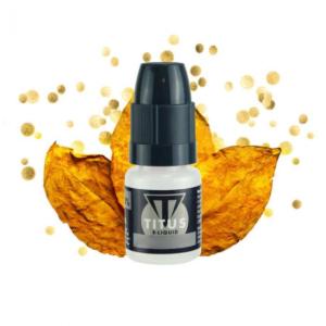 Tobacco Gold - TECC Titus ADV 10ml E liquid