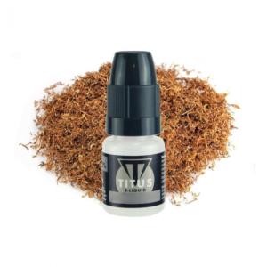Tobacco - TECC Titus ADV 10ml E liquid