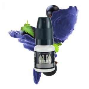 Wild Blackcurrant - TECC Titus ADV 10ml E liquid